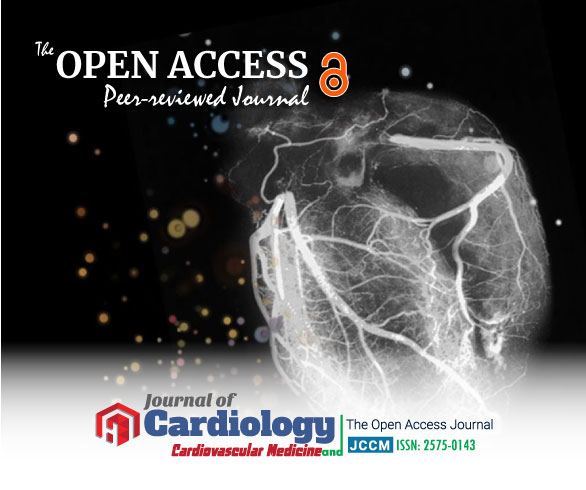 Journal of Cardiology and Cardiovascular Medicine